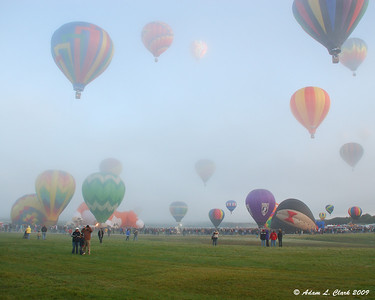 36th Annual Adirondack Balloon Festival