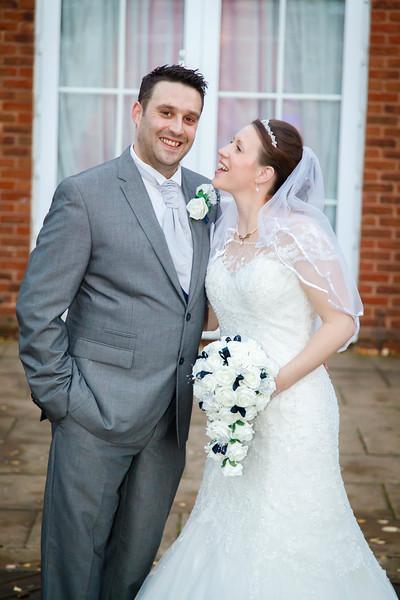 Sam & Russell Wedding