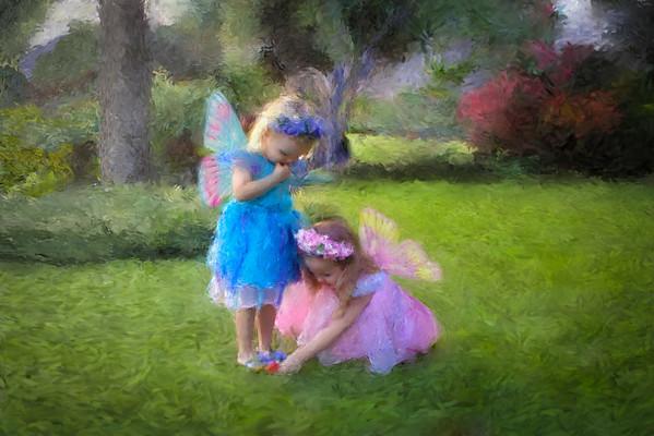 Mieko Photography Digital Painting Portfolio