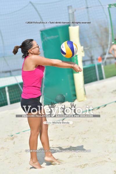 presso Zocco Beach PERUGIA , 25 agosto 2018 - Foto di Michele Benda per VolleyFoto [Riferimento file: 2018-08-25/ND5_8664]