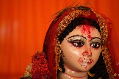 India: Durga Puja 2009