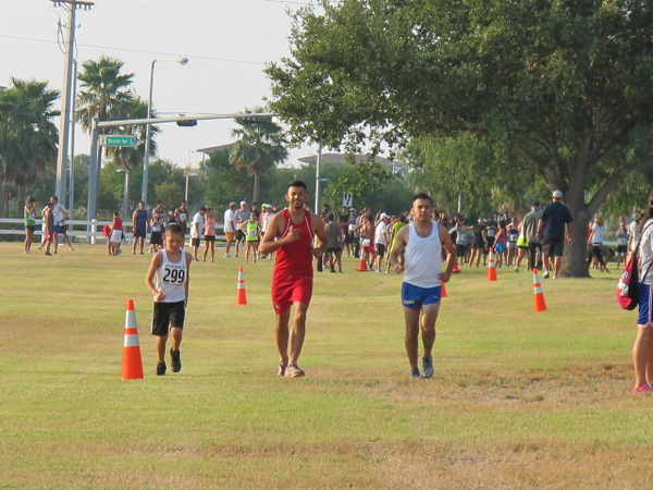 5K Run Sunscorcher 2012