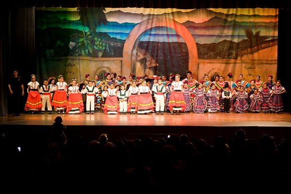 Fiesta Infantil 2010 Stage Shots