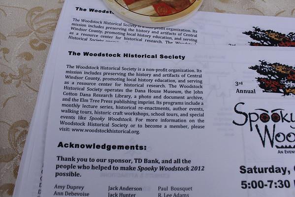 Spooky Woodstock