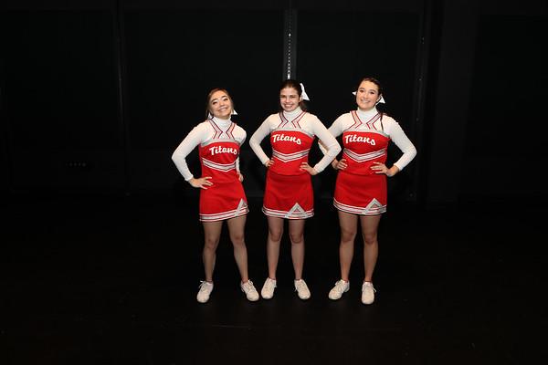 Cheer Seniors 2017