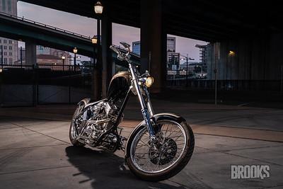 Thomas Motorcycle