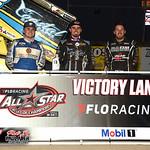 Attica Speedway Park - All Stars - 4/3/21 - Paul Arch