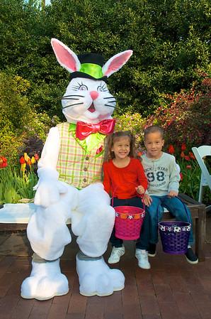 Dallas Arboretum Easter Egg Hunt 3/30
