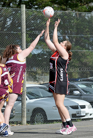 17 & Under - Round 3 v Border Districts