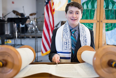 M's Bar Mitzvah