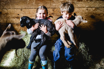 Moondance Farm Goat Cuddle 2021