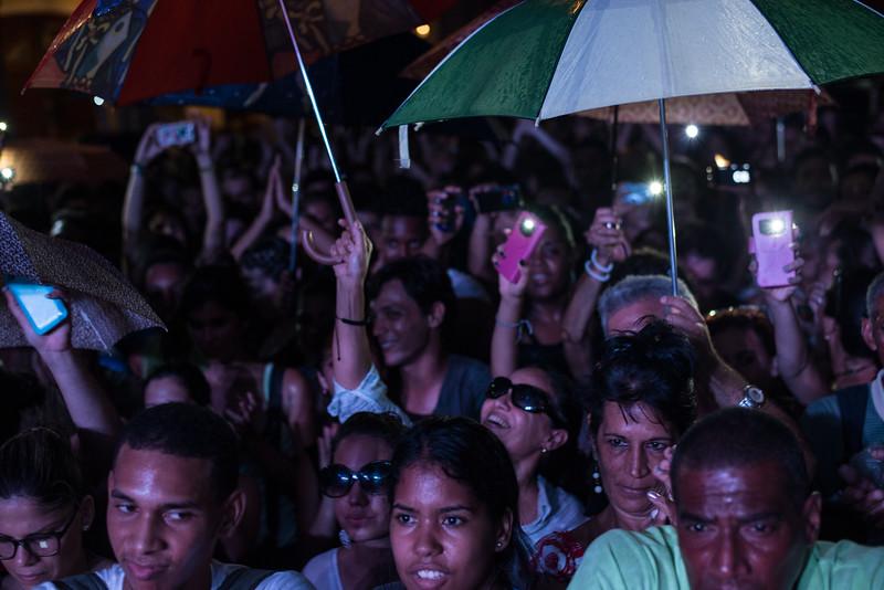 Carlos Varela in Havanna