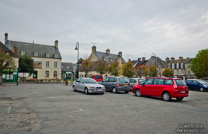 Street in Normandy   6      Photography by Wayne Heim