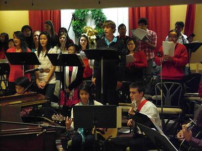 12-24-11 Christmas Eve Mass