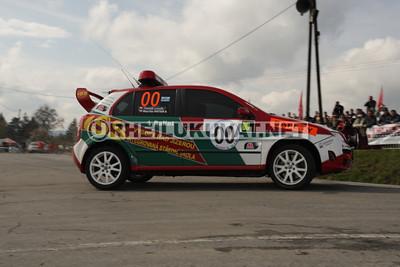Vltava historic rally 2012