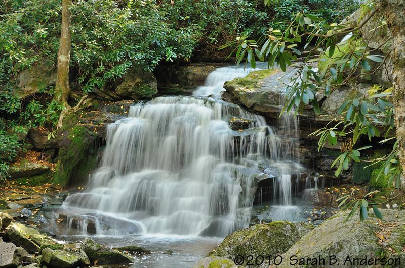 Elakala Falls #2 Blackwater Falls State Park, WV  October 2010 Nikon D300, Nikon 18-200 vr