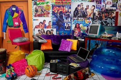 90'S TEENAGE ROOM