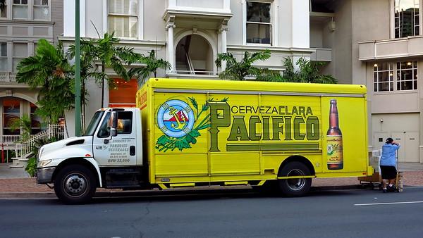 Beer Trucks of Waikiki