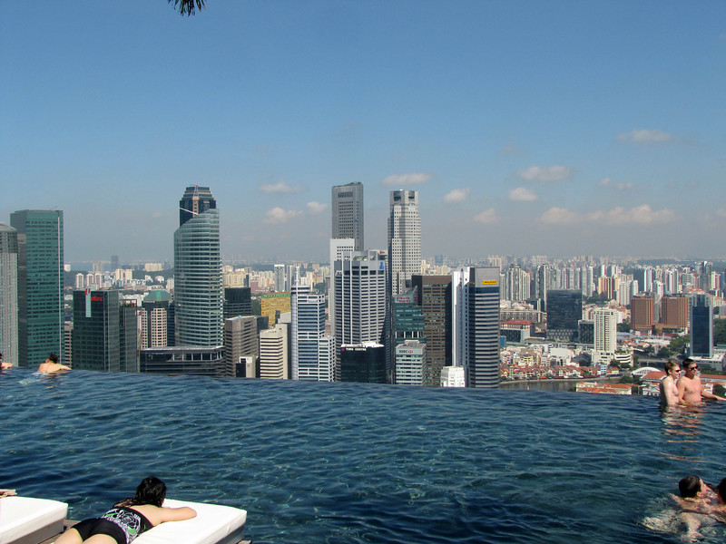 Singapore from SkyPark