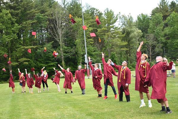 Lenox Memorial HS graduation - 061321