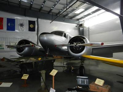 Western Antique Aeroplane & Automobile Museum (WAAAM) - September 21, 2013