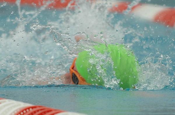 Mini Swim Meet 6-28-08