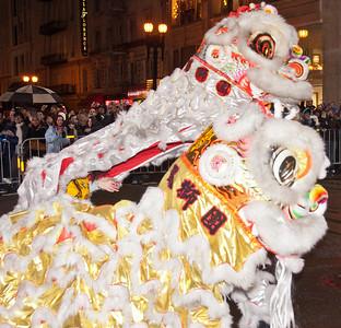 San Francisco Chinese New Year Parade
