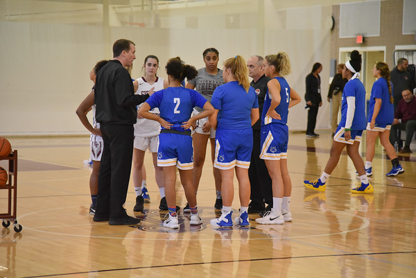 Sidwell Friends (DC) vs. Holy Child (MD) girls basketball
