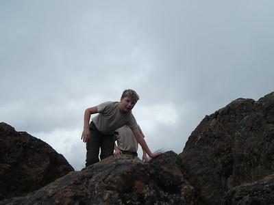 Mt Buckhorn Summit - Sep 8