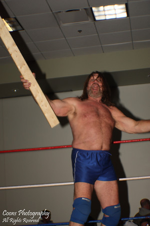 TRP 2/19/11 - Brutal Bob Evans with Marshall McNeil vs Hacksaw Jim Duggan
