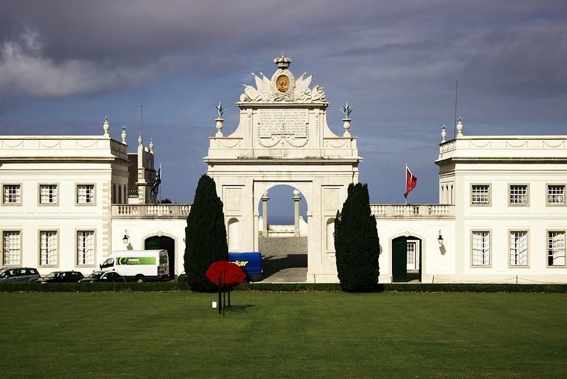 Tivoli Palacio de Seteais v Sintře