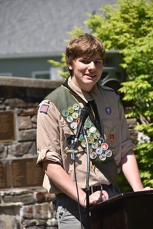 AMHS Loves A Memorial Day Parade III photos by Gary Baker