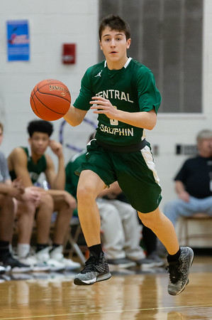 2020-02-04 | Boys HSBB | Central Dauphin @ Mifflin County