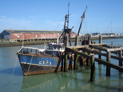 2017 Newhaven Port, UK
