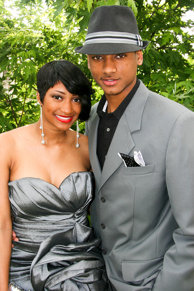 Langston Hughes Prom Queen 2012