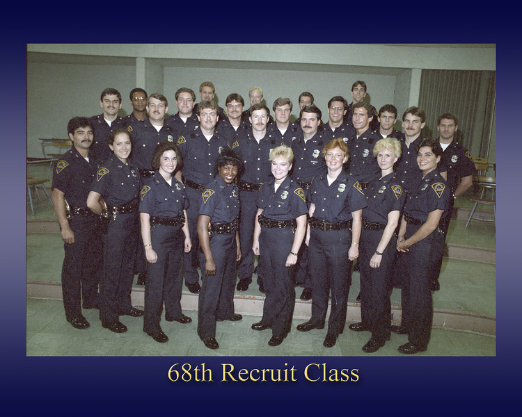 68th recruit class