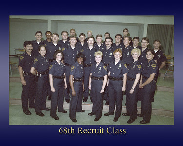 68th recruit class
