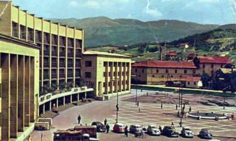 Nova željeznička stanica - 1964. godine