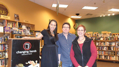 Changing Hands Bookstore Feb. 2011