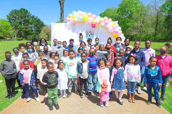 Jack and Jill Easter 2021