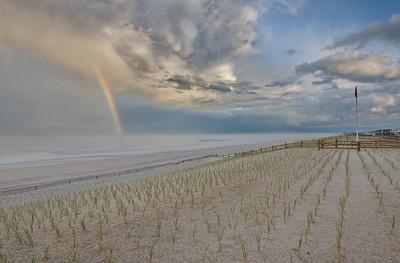 May 1st 2020 Rainbows at Pt Beach