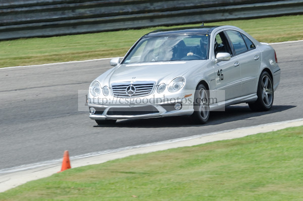 SI 46 Silver Mercedes