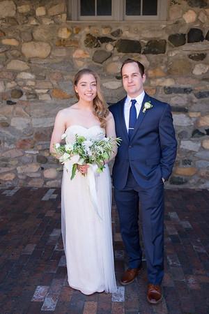 Castle Farms Wedding Kellie + David