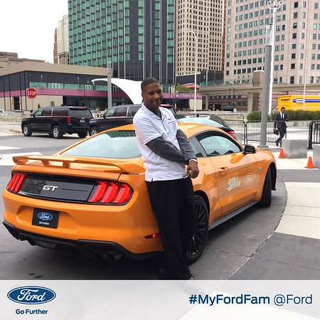 NBMBAA Ford Event Detroit Photos