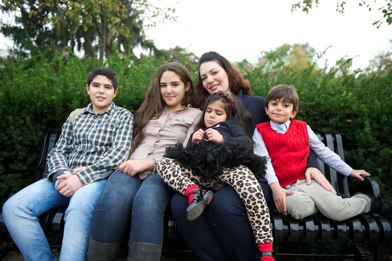 The Arutyunyan Family