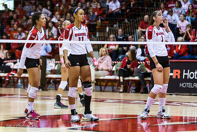 UW Sports - Volleyball - Oct 04, 2015
