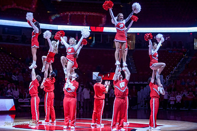 UW Cheerleaders [d] February 09, 2017