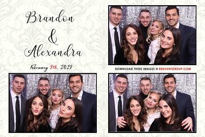 Alex & Brandon Engagement @ Waterside