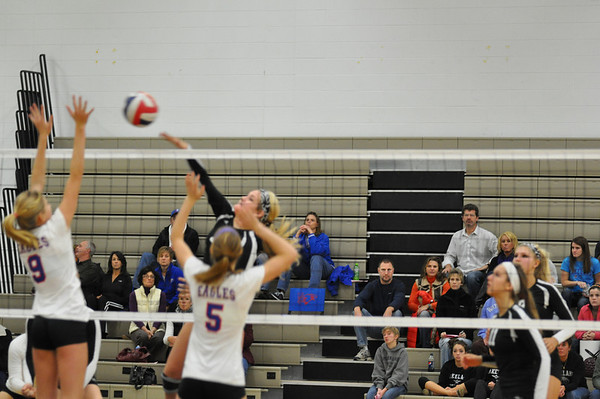 Volleyball at Conference 2