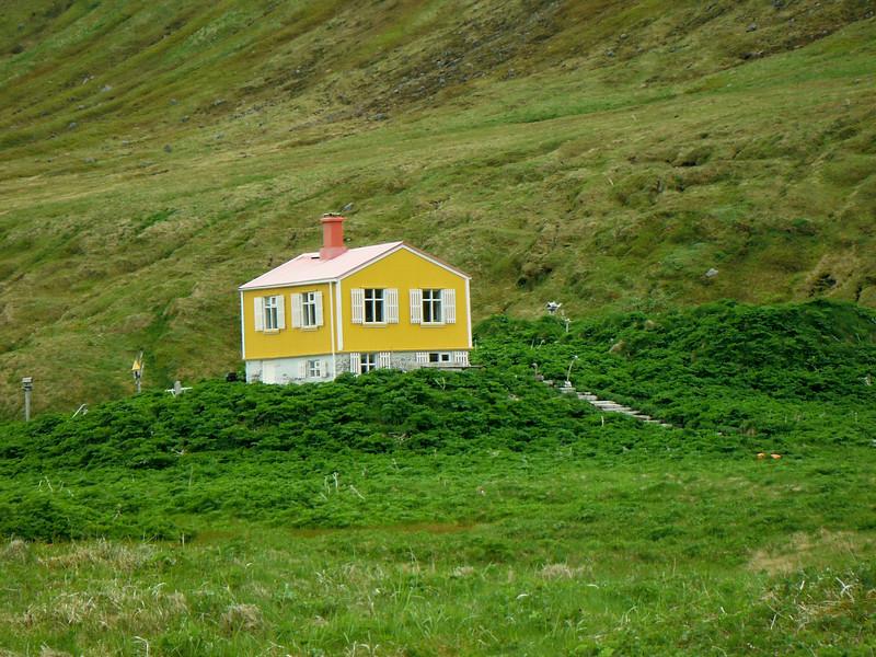 Hornvík - Höfn. 2014